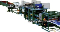 EPS Sandwich Roof And Wall Panel Building Making Machinery,Sandwich Forming Machinery
