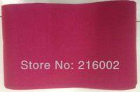 Free shipping,  high quality African pure color ASO OKE. FUSHIA OSO-OKE. big headtie fabric. 17.2m x 0.17m/pc.