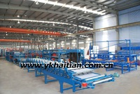 EPS Sandwich Roof And Wall Panel Building Roll Forming Machinery