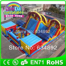 Amusement park Hot commercial crayonland inflatable bouncer(China (Mainland))