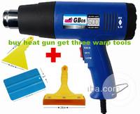 220v 1600w  Free Shipping Car Wrap Professional Heater Tool  Heat  Air Gun With Temperature Digital Display 888