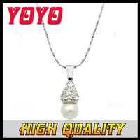 2014 Rushed Freeshipping Pendant Necklaces New Arrival Fashion Brand Women Necklace,18k Austrian Necklaces Pendants, Ixl006