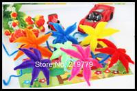 100pcs/pack Multicolour Chenille Stems Pipe Cleaners Handmade Diy Art &Craft Material kids Creativity handicraft toys children