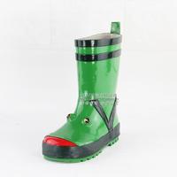 New arrival fashion rainboots frog child rain boots rainboots slip-resistant waterproof shoes male child rain shoes water shoes