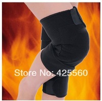 Tourmaline self heating kneepad Magnetic Therapy knee support tourmaline heating Belt knee Massager