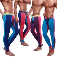 NEW GMW MEN SEXY Long Johns Pants Thermal Underwear Sz M/L/XL1*PCS