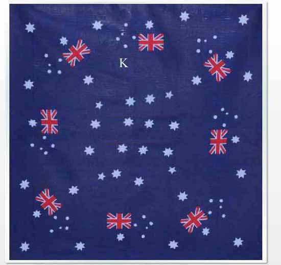 Bandanas For Sale in Australia Australia Flag Bandanas