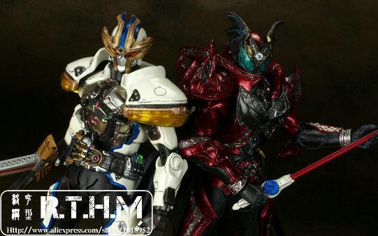 Kamen Rider Dark Kiva Sic Bandai Sic 53 Kamen Rider Ixa