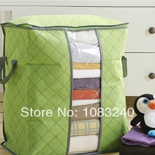 Free Shipping Cheap Storage Bags For Clothes and Quilt g0088(China (Mainland))