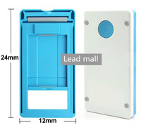 DHL free shipping 5.8inch Universal Remax Automatic Screen Attach Machine for iPhone Samsung Sony HTC etc  5pcs/lot