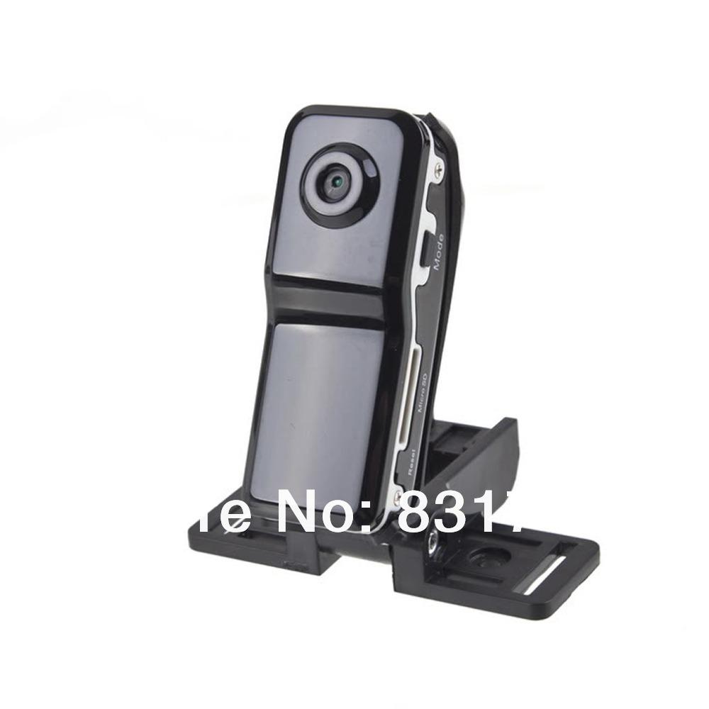 MD80+Bracket+Clip,Black Sports Video Camera Mini DVR Camera & Mini DV ,High-Resolution Mini Camera Sports DV Drop Ship(China (Mainland))