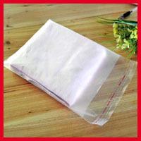 Free Shipping 300pcs/lot 20cm*30cm*70micron High Quality Matt Self Adhesive Opp Bag Plastic Packing Bags Gift Package Bags