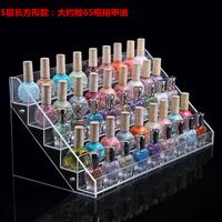 Quality acrylic nail polish display rack oil nail art tool nail polish oil rack display rack