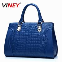 lady women's genuine leather handbag 2014  fashion handbag messenger bag shoulder bag female bag