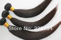 Free Shipping 5A Unprocessed Brazilian Virgin Hair Straight Human Hair Extensions 8-28inch 5pcs Lot Mix Length Hair Weaving