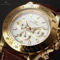 Ks Imperial Luxury Men Wristwatch Day Date Display Male Clock Relojes De Marca Automatic Mechanical Mens Wrist Watch / KS162