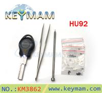 Free shipping New Type The car key restructuring tool HU92 car key combination tool key re-assembling tool