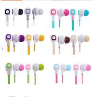 KEEKA chica earphone KA-24 fashion mobile phone headset headphones headset for MP3 MP4 MP5 player