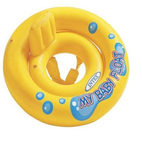 Free shipping Baby swim ring infant floating ring seat child swimming ring wooden seat baby ring the armpits 0 - 3