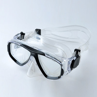 Free shipping Quality big box waterproof swimming goggles submersible mirror high quality general anti-fog goggles