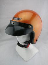 wholesale orange scooter helmet