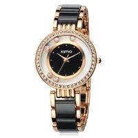 The new woman wristwatches fashion quartz watch waterproof