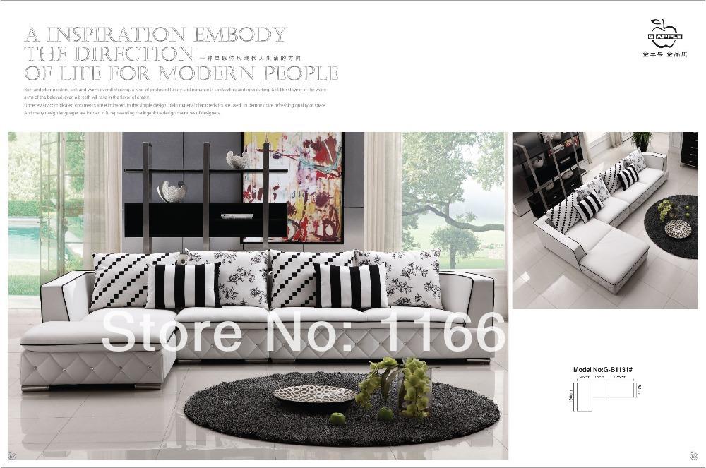sectional modern sofa G-B1131(China (Mainland))