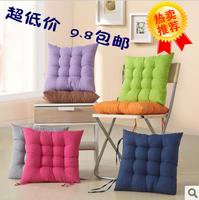 Thickening cushion sub office fabric cushion autumn and winter dining chair pad chair cushion