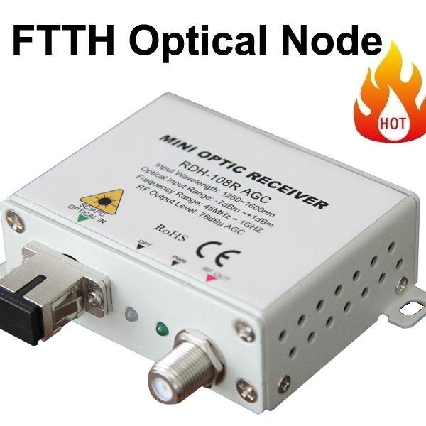 CATV FTTH rf to fiber optic converter(China (Mainland))