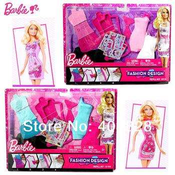 How To Use Barbie Fashion Design Plates Barbie Fashion Design