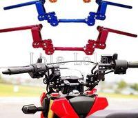Free shipping new universal refitting motorcycle handlebar motorbike modification higher segregated handgrip for Yamaha Honda