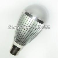 Wholesale(10pieces/lot) Led Bulb B22 AC/DC12V 9w 7w 6w 5w 4w 3w lighting Warm/White LED Light Bulb Lamp
