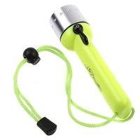 LED Submarine Light Diving Flashlight Underwater Torch Waterproof CREE Q5 Flash Light Lamp Free Shipping wholesale