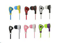 KA-18 in ear New Blue 3.5mm Stereo In ear earphone earbud headphones handsfree headset for HTC iPad iPhone Samsung  I9500