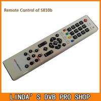 1pc Remote Control of Azamerica s810b Twin tuner  free shipping!