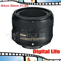 Nikon 50mm f/1.8G Lens  Nikon 50/1.8G AF-S for Nikon  D5100 D90 D7000 D7100 D300 D600 D700 D800 D3 D4 D3000 D3100 D3200 D5000