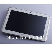 White For Samsung Galaxy Note 10.1 N8000 N8000S LCD Touch Digitizer Screen + Frame