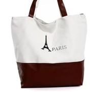 Hot Sale 2014 New Fashion Designer Lady's Shopping Shoulder Bags Canvas Women Messenger Bag Handbags Beach Bag Free Shipping