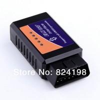Free shipping Bluetooth Scanner OBD2 OBD II Diagnostic Interface V1.4
