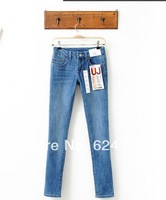 YY54  ilovepretty Top Quality Fashion classic blue Jeans  Women Sexy Jeans