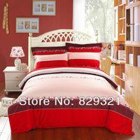 Home textiles,100% cotton embroidered bedding set,bed set,bed sheet set,bedspread,bedclothes,duvet cover set,pillowcases