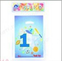 Min Order $10(mixed buy)Birthday party gift bag A children's party supplies cartoon bag   ck003