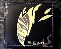 HOT New Free Shipping BLEACH Kurosaki Ichigo wallet  Anime peripheral wallet