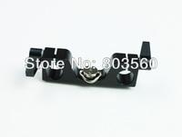 "1/4"" D-ring Screw Rod Clamp Railblock Block fr 15mm Rod Support Rail System DSLR Rig"