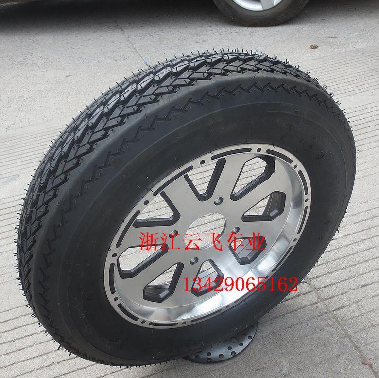 Diy the 4runner beach 4.80 refit - 12 aluminum rim felly tyre vacuum wheels(China (Mainland))