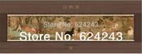 China Stamp   2014-4 Bathing Horses Painting Souvenir Sheet
