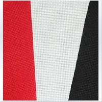 Wholesale Cross Stitch Fabric Aida Cloth 150X50cm 14 CT Choose One Color From White/Black/Red Best Quality Free Shipping