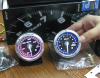 modified for DEFI meter / tachometer instrument racing modification / water / oil / hydraulic / vacuum gauge C2 models