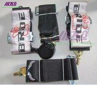 BRIDE Car Seat Belt /Harness/Racing Satefy Seat Belt (3 inches,4Point)BLACK