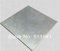 Titanium Ti Titan Grade 2 Gr.2 ASTM B265 Plate Sheet 3 x 100 x 100 mm EFW-4